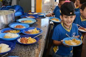 Consultoria Nutrição Escolar