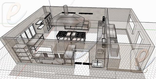 Quais normas da Vigilância Sanitária para cozinha industrial