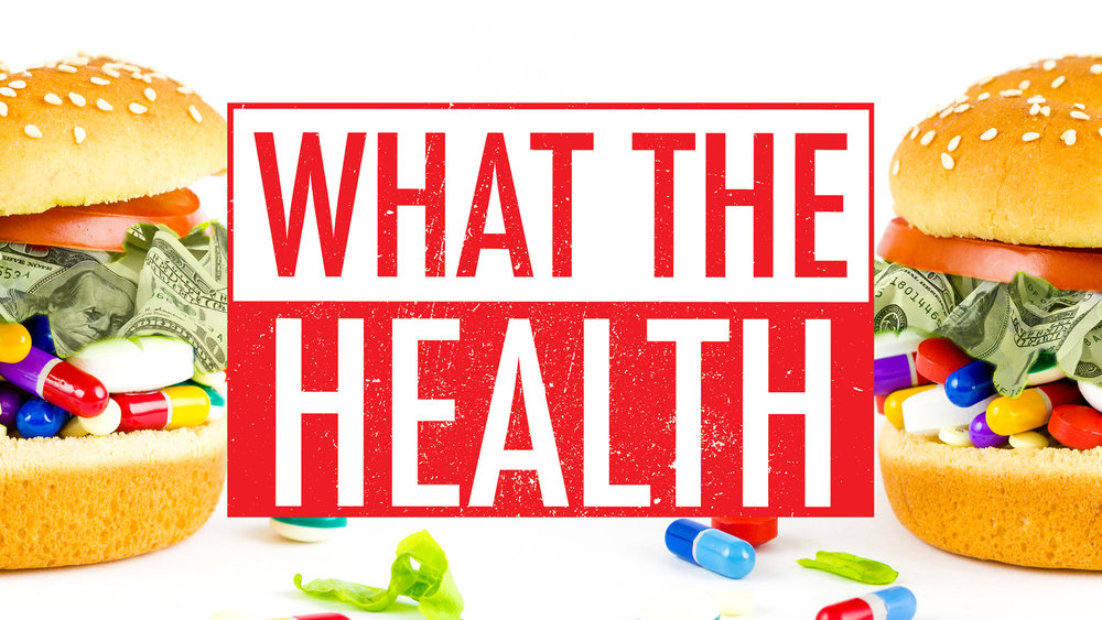 documentários sobre alimentação saudável no Netflix