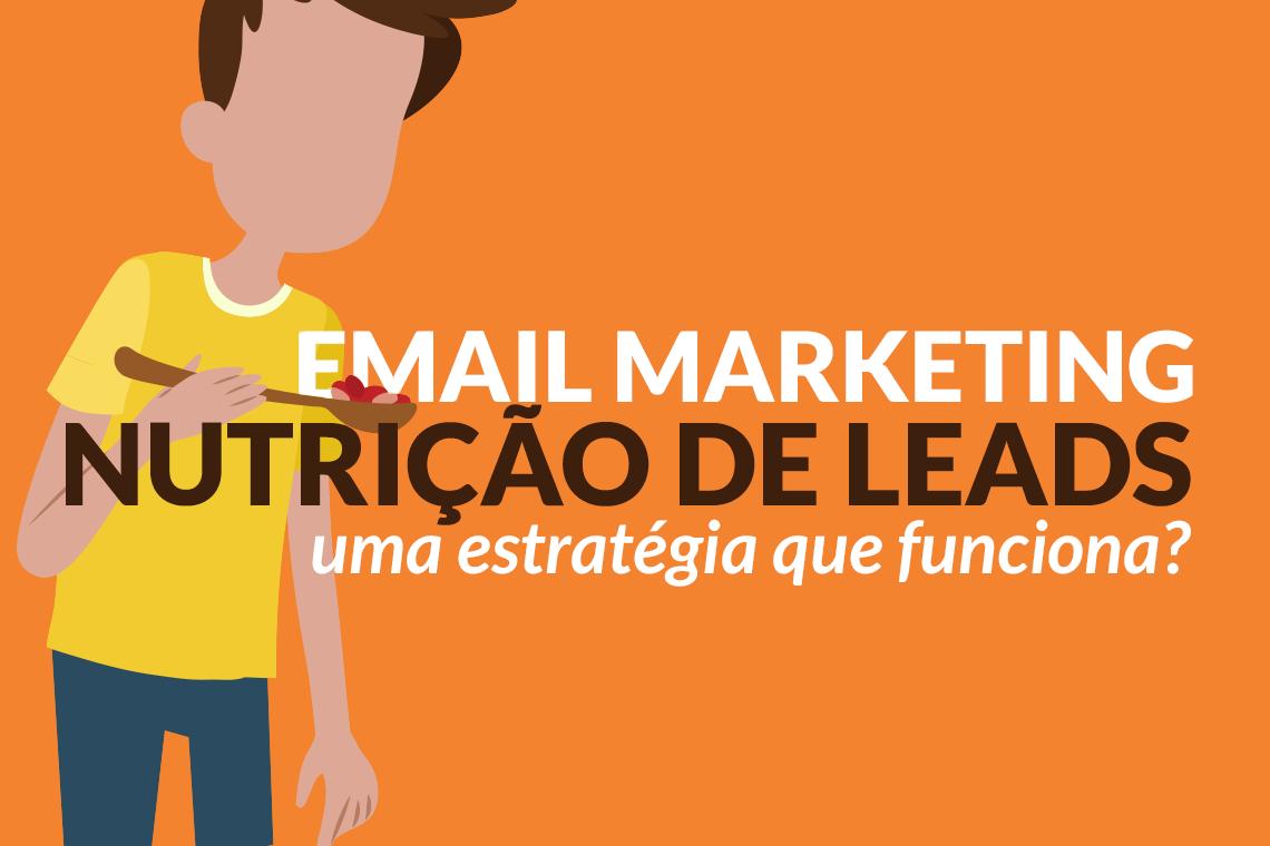 email marketing para consultoria nutricional