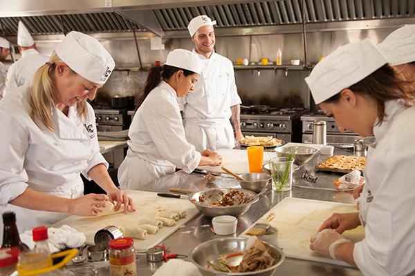 Organograma e a estrutura da organização - Hierarquia na cozinha industrial