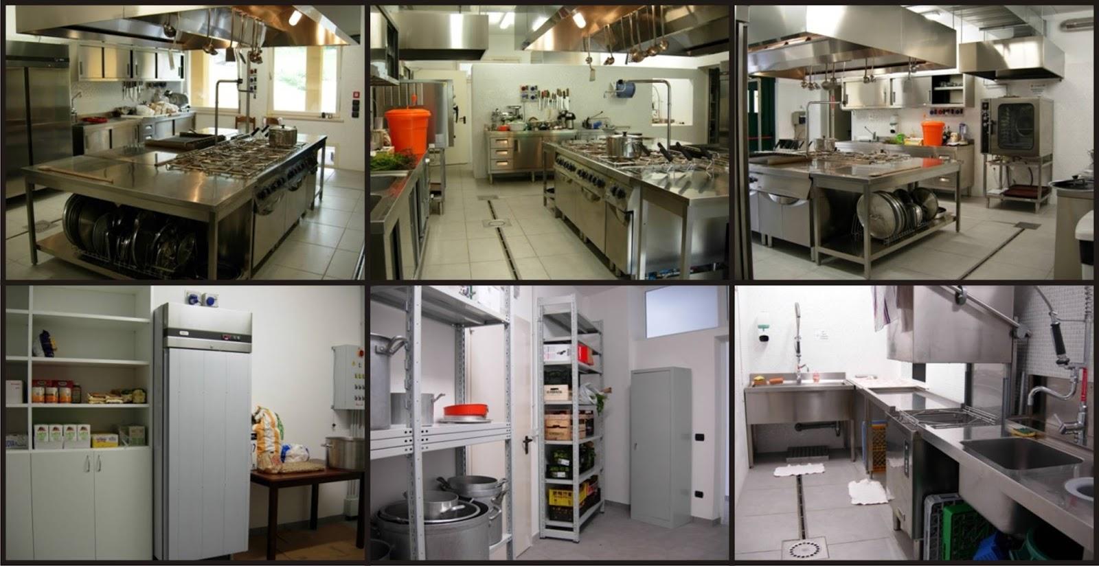 Lista de equipamentos essenciais para cozinha industrial