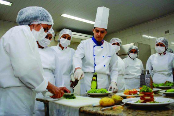 Treinamento para manipuladores de Alimentos