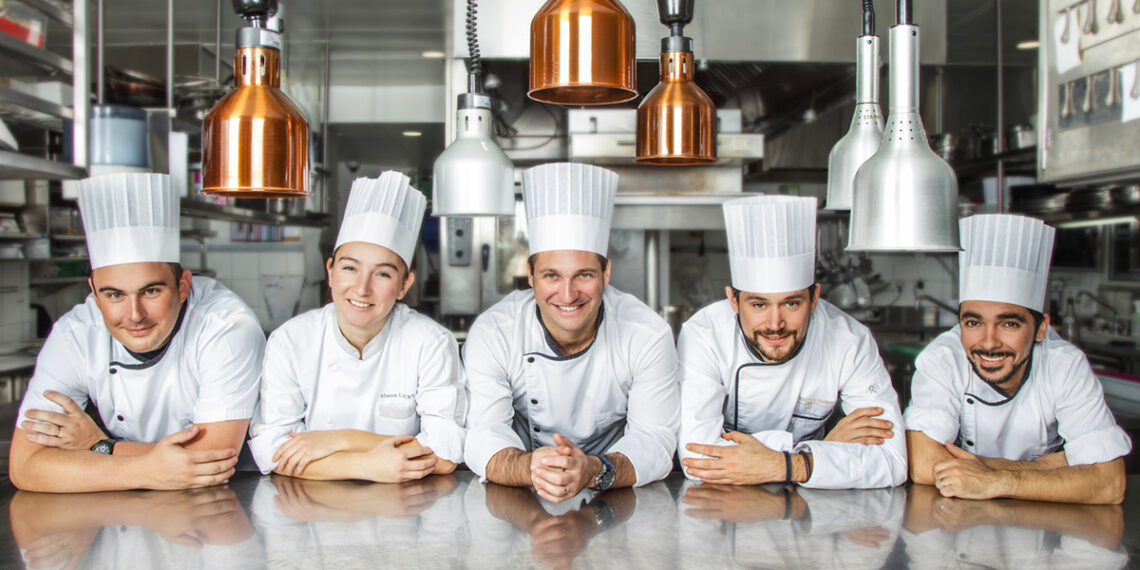 como motivar uma equipe de cozinha