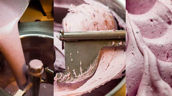 fabricação de sorvetes