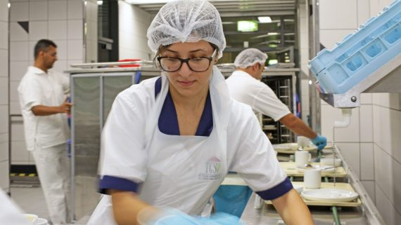 O papel do nutricionista no aumento da produtividade na UAN