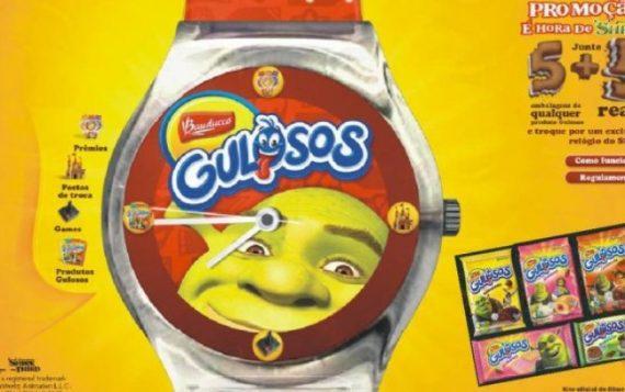 Shrek, da Bauducco - Propaganda Enganosa