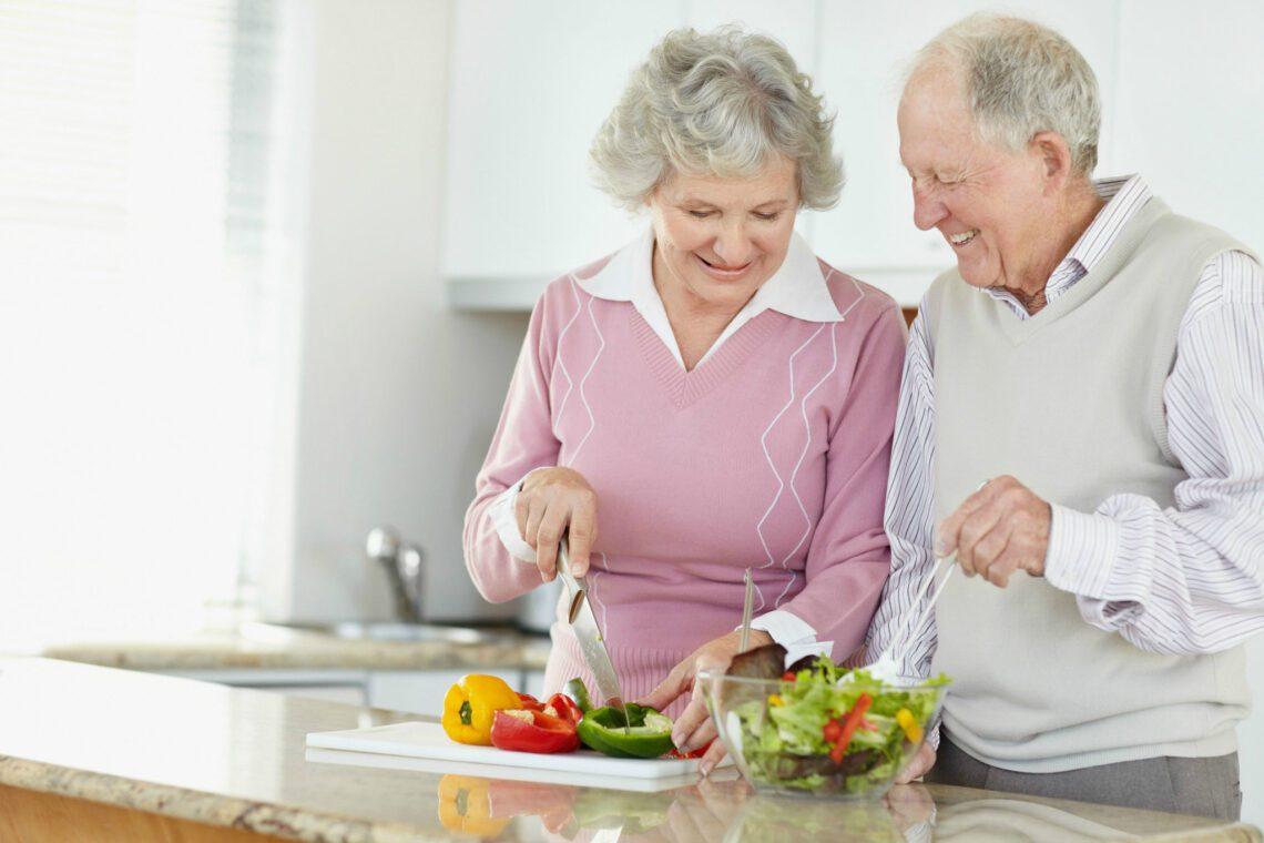 educação nutricional de idosos