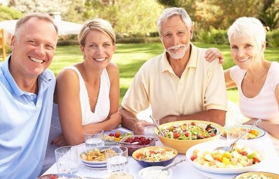 educação nutricional para idosos
