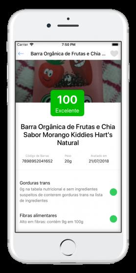 aplicativos sobre nutrição
