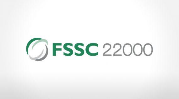 certificação FSSC 22000