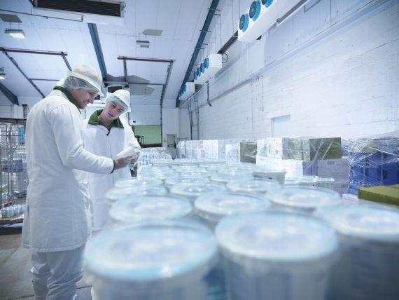 Identificando pontos críticos de controle na indústria de laticínios