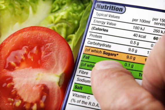 perguntas para nutricionista na primeira consulta - Como identificar pelo rótulo alimentos saudáveis?