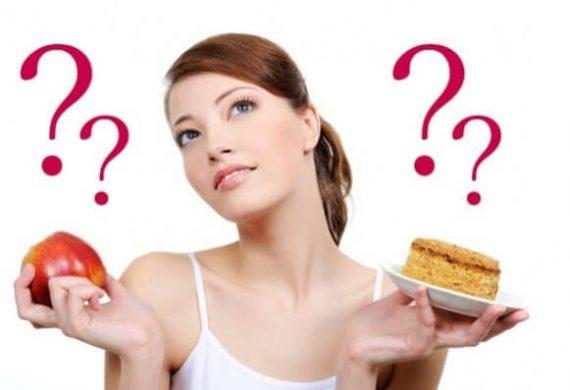 pensamento positivo na alimentação