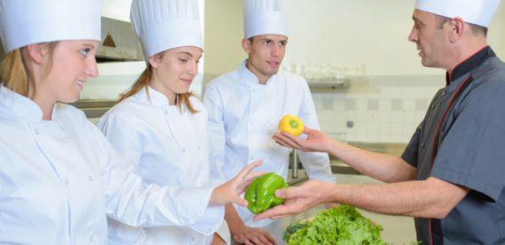 5 segredos de uma cozinha produtiva