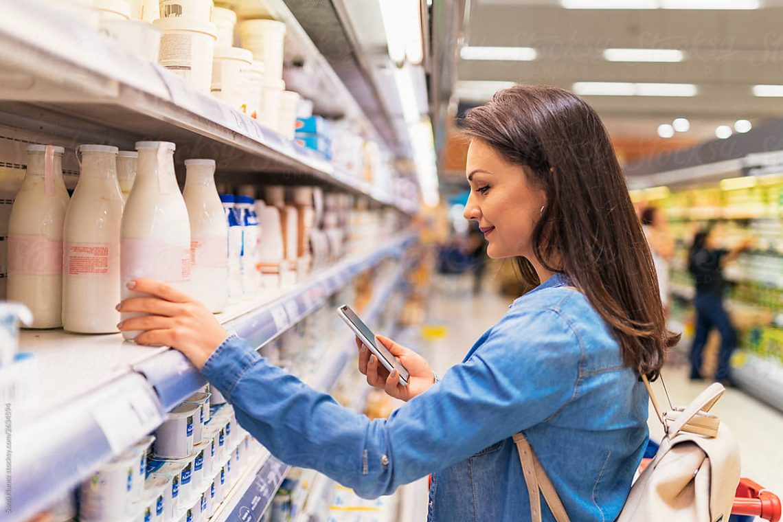 NOVA ROTULAGEM NUTRICIONAL - ESCOLHAS